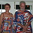 Contender #3 for Most Patriotic Couple
