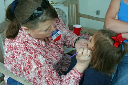 Sharon's Face Painting